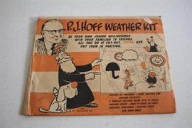 P.J. Hoff Weather kit