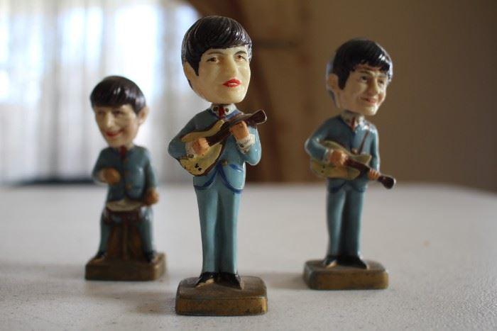Beatles bobbleheads