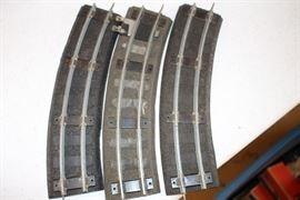 Tracks for train sets