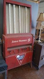 Tom's Peanut machine