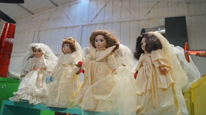 Danberry Mint Dolls