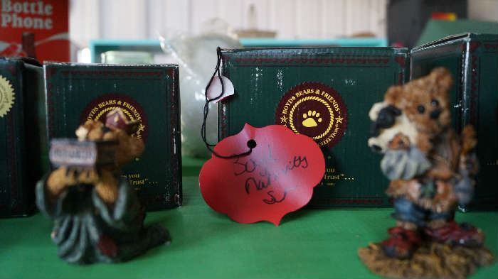 Boyd Bear Nativity Set