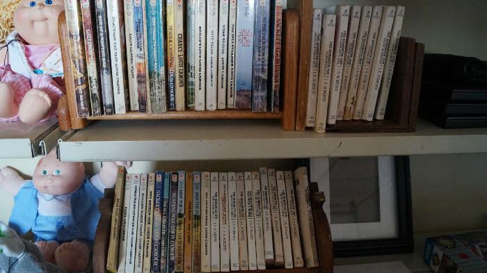 Louis Lamour Books, other westersn