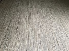 Crate and Barrel Cowhide rug 8x10