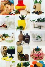 Various gorgeous vintage trinkets!