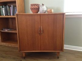1960's Mid Century ModernBar/Buffet.  $220.00