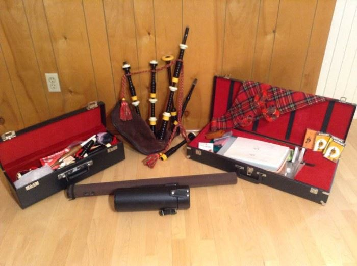 G222 Bagpipes