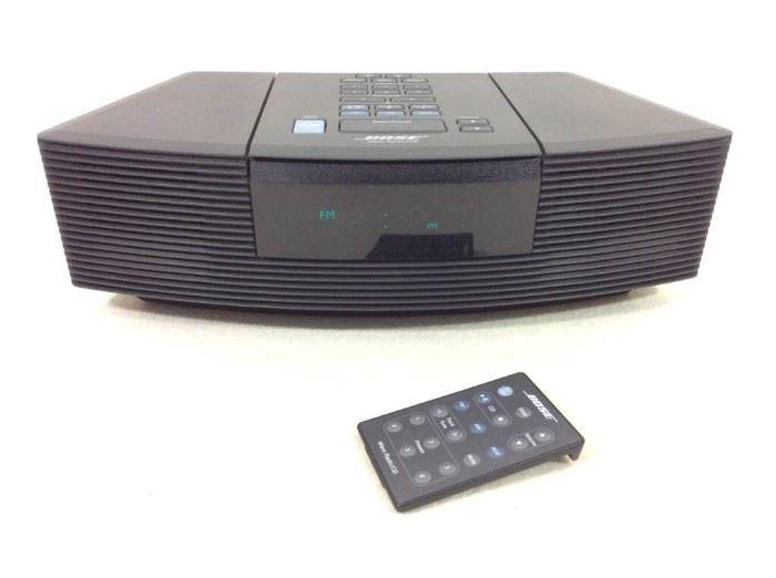 G321 Bose Wave Radio CD