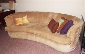 PAIR of Weiman sofas
