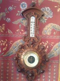 Cool barometer