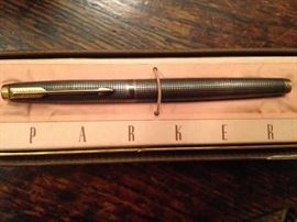 Parker Sterling Silver pen