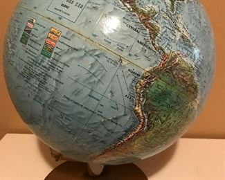 Replogel globe
