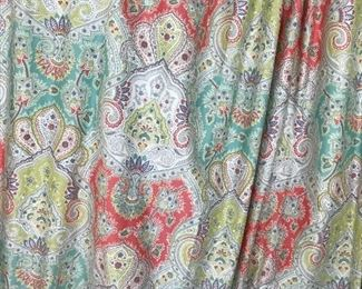 3 sets of shower curtains for sale