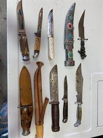 #121 10 knives 10 knives