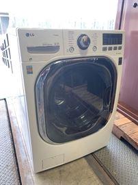 # 127 LG washer WM3997HWA LG washer WM3997HWA