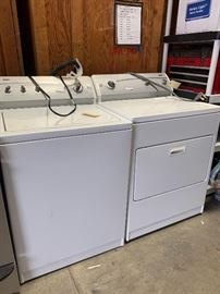 # 128 Kenmore washer and electric dryer Kenmore washer and electric dryer