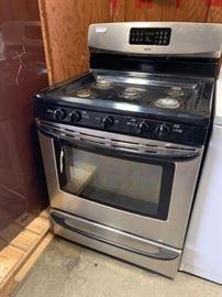 #129: Kenmore gas range stove Kenmore gas range stove
