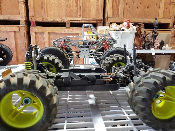 # 216 2 Electric Offroad 4WD RC Cars 2 Electric Offroad 4WD RC Cars