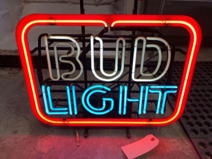 # 276 Bud light neon Bud light neon