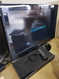 "#302: 32"" Samsung TV Model LN32B360C5DXZA and Samsung DVD Player 32"" Samsung TV Model LN32B360C5DXZA and Samsung DVD Player"
