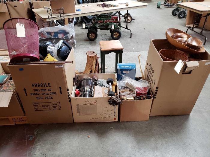 # 612 Baskets, New Avon Handbags, Paper Shredder, Various Electronics Baskets, New Avon Handbags, Paper Shredder, Various Electronics .
