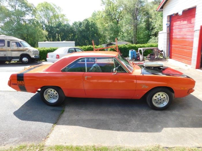 1972 Dodge Dart Swinger(383/Subject to Confirmation)