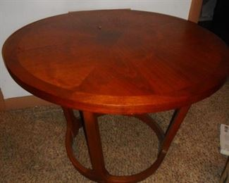 Mid Century Lane Furniture, Pearsall Style Occasional Table