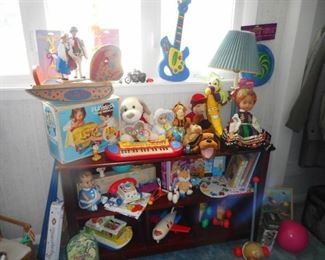Vintage Baby/Toys