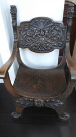 Northwind Face Chair