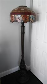 Beautiful floor lamp ca 1940's