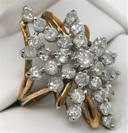 Diamond Cocktail Ring https://ctbids.com/#!/description/share/120963