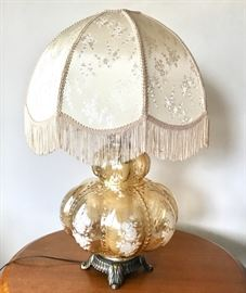 Amber glass lamp https://ctbids.com/#!/description/share/120990