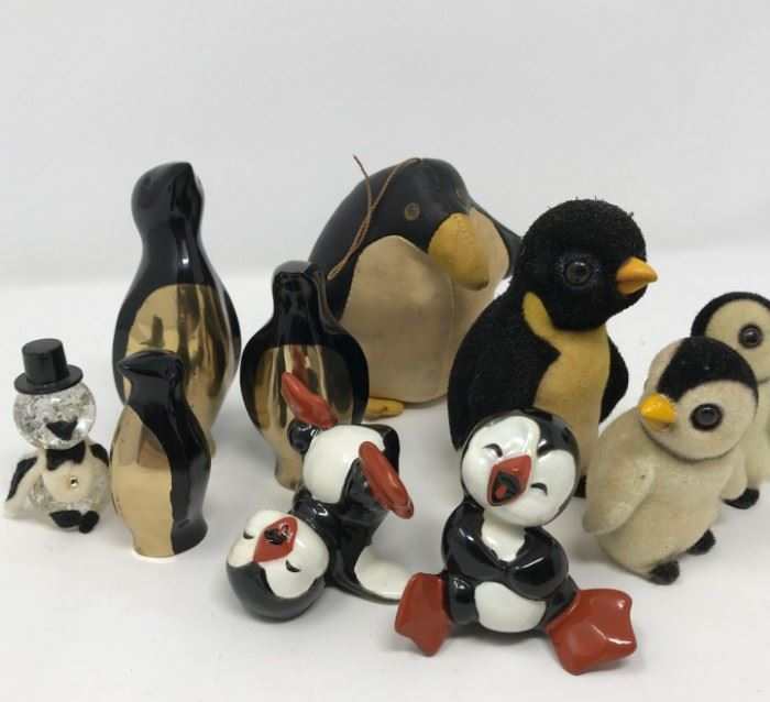 Vintage 50s Penguins https://ctbids.com/#!/description/share/121184