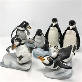 Franklin Mint Penguins & More https://ctbids.com/#!/description/share/121185