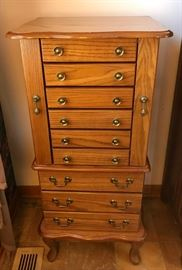 Jewelry Armoire https://ctbids.com/#!/description/share/121261