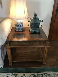 Again style side table