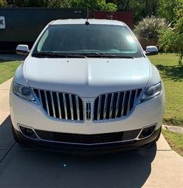 2013 Lincoln MKX SUV
