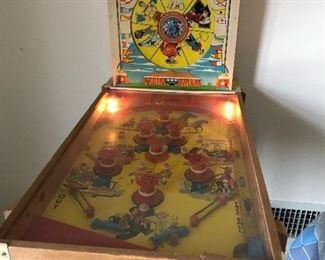 State Fair pinball machine