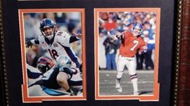 ELWAY MANNING SUPER BOWL COLLAGE  MILE HIGH MAS ......