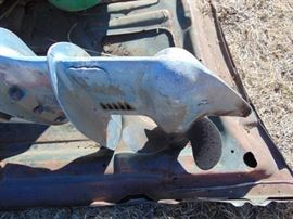 10 HP Evinrude Boat Motor Power head good  Lowe .....