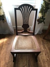 Awesome antique Nursery Rocking chair