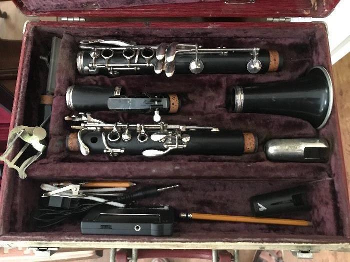 Buffett intermediated Clairinet new reeds, Legere,