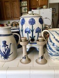 Louisville & Jugtown pottery
