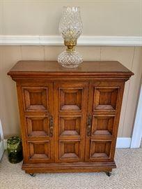 Vintage detailed Cabinet