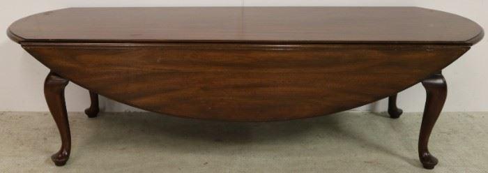 Henkel Harris drop side coffee table