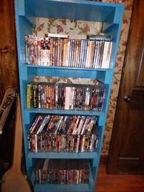 DVD's.