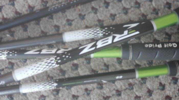 RBZ golf clubs