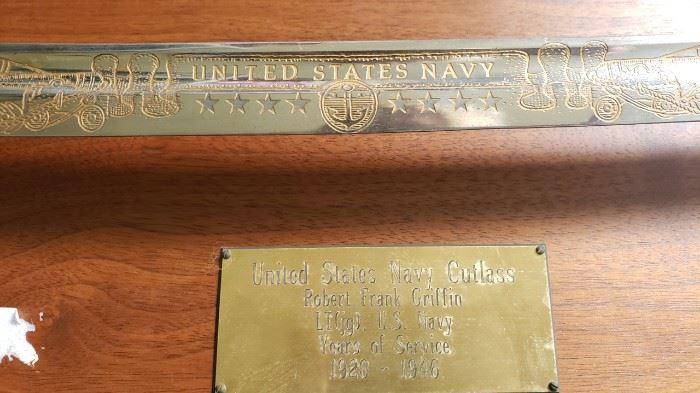 US Navy  Cutless