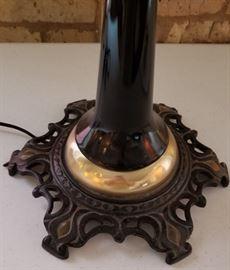 Art Deco Table Lamp Base