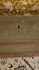 Camelback Trunk Lock
